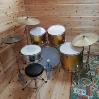 ドラムセット ジャンク