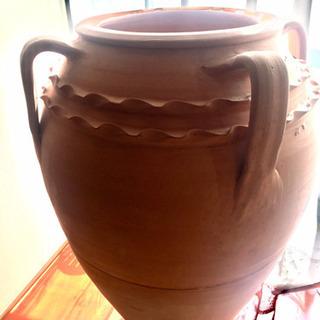 イタリア製 テラコッタ 壺