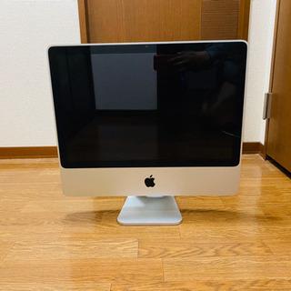今日だけ出品!値下げ!iMac Mid2007 本日限定特典あります♪