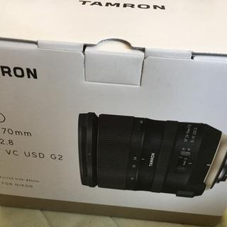 (新品未使用)タムロン 交換用レンズ SP 24-70mm F2...