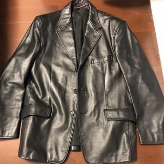 ポールスミスのレザージャケット