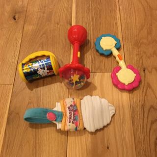 【お買い得☆】赤ちゃん おもちゃ 4点セット!!