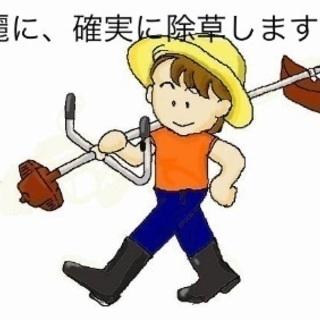 【除草】1坪200円~
