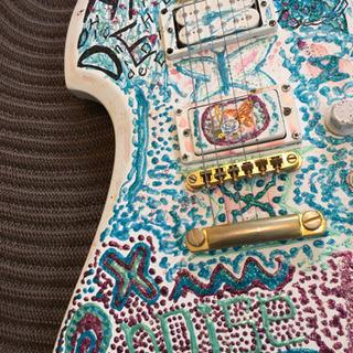 HIDE風エレキギター