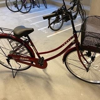 自転車 ほぼ新品