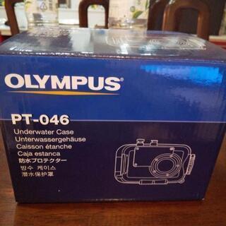 OLYMPUS  防水プロテクター 新品未使用