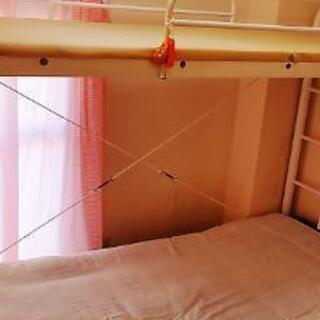 シングル二段ベッド