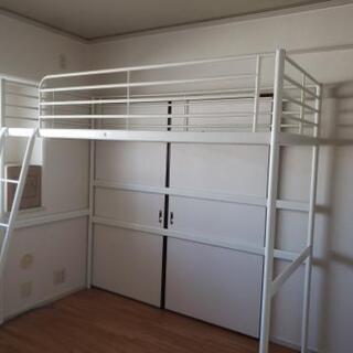 IKEAシングルベット(引き取り希望)