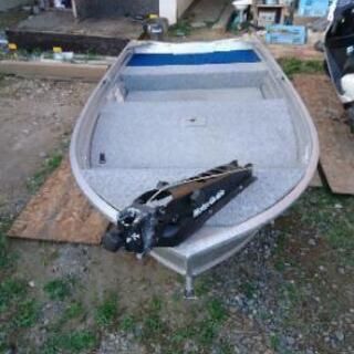 アルミボート サベージ12F