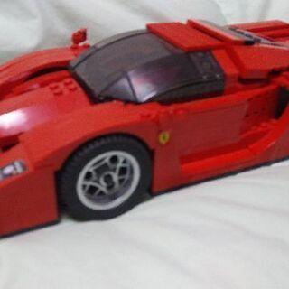 レゴ フェラーリ完成済