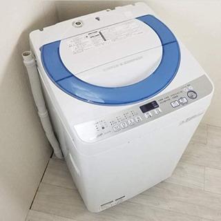 冷蔵庫&洗濯機(SHARP)・電子オーブンレンジ(YAMADA)...