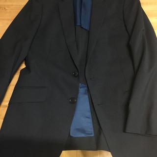 スーツ 上下 Y5 W76 ブラック