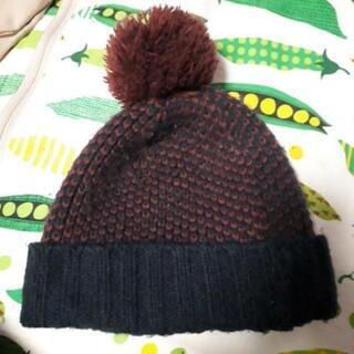 OLDNAVYニット帽