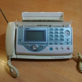 ちょっと昔の電話・FAX機です。