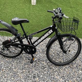 ハマー自転車