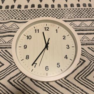 無料 ニトリ 時計