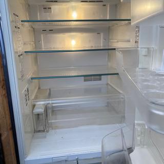 直近引き取りは2/26!5ドア冷凍冷蔵庫 自動製氷機付き 200...