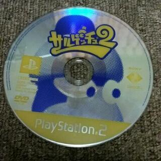 PS2 サルゲッチュ2 ゲームソフト