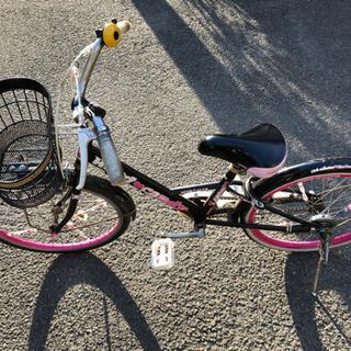20インチ女の子自転車