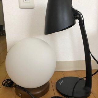 Panasonic LED スタンド&ボール型照明