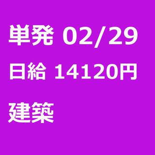 【急募】 02月29日/単発/日払い/市原市:緑化工事に伴う資材...