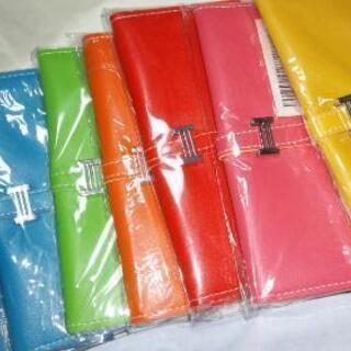 未使用)軽量のオシャレデザイン長財布