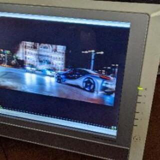 富士通一体型パソコン差し上げます。