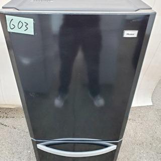 603番 Haier✨ 冷凍冷蔵庫❄️  JR-NF140H‼️