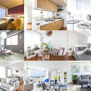 民泊・Airbnb 不動産物件 撮影致します 撮影料金 8,000円〜