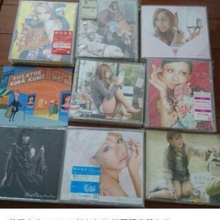 倖田來未 CD DVD