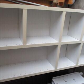 棚 タテ型収納棚 ヨコ80㎝ 奥29㎝ 高さ180㎝