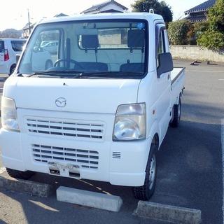 平成18年車 マツダ スクラム 軽トラック 4WD エアコン 中古車