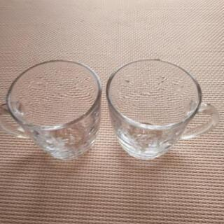 耐熱ガラスカップ