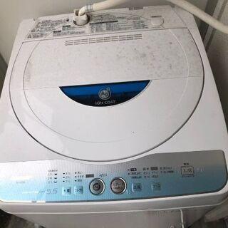 【商談中】SHARP洗濯機✨