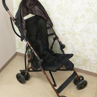 西松屋 B型 ベビーカー バギー 7ヵ月~36ヵ月まで 15kg...