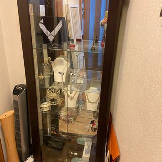ガラスショーケース・収納ケース・収納ボックス