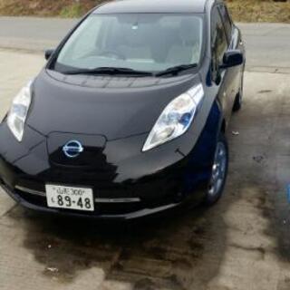 100%電気自動車♪超エコカー🚗♪