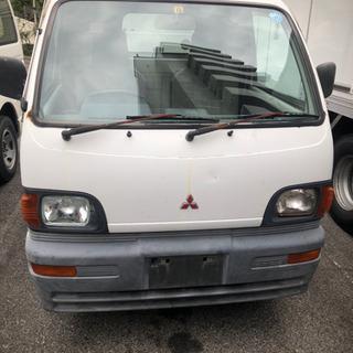 軽トラック 三菱ミニキャブ 令和2年10月14日まで車検あり