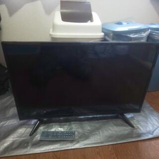 2018年製32型液晶薄型テレビ