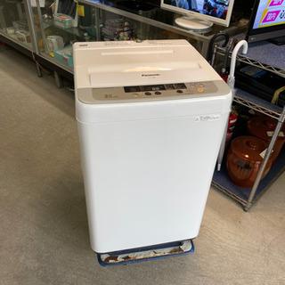 激安洗濯機!早い者勝ちです。Panasonic 全自動電気洗濯機...