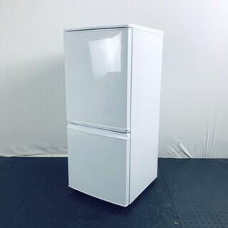 中古 冷蔵庫 2ドア シャープ SHARP 2013年製 137...