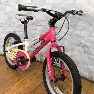 ◆SCHWINN MICRO MESA 16インチ ピンク