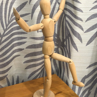 デッサン人形 木製