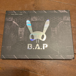 BAP(ビーエーピー)FIRST SINGLE ALBUM