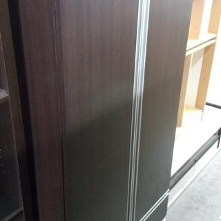 【リサイクルショップどりーむ天保山店】1176 クローゼット 木目