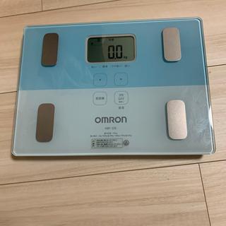 オムロン体重計