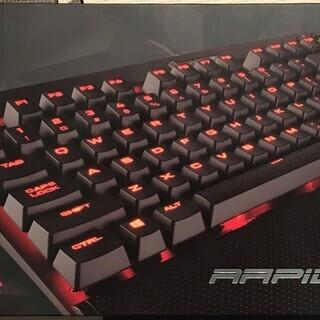 【Corsair】k70 rapid fire ゲーミングキーボ...
