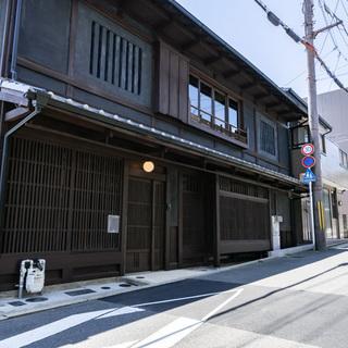 三井寺そばの大津町家