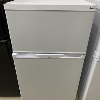 冷蔵庫 Haier ハイアール JR-N91K 2015年製 2...