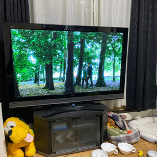 No.22 日立Woo 50型テレビ 320GB録画内蔵 …